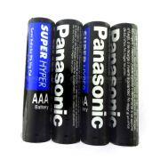 Pilha Super Hyper Palito AAA 4 Unidades - Panasonic