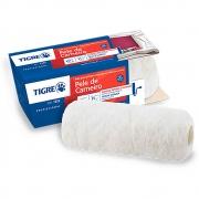 Rolo de Lã de Carneiro Premium 1322 23cm Alto 25mm - Tigre