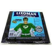 Saco de Lixo Super Resistente 200 Litros