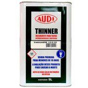 Thinner Dissolvente para Tintas 5 Litros - Audi