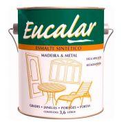Tinta Esmalte Sintético Eucalar 3,6 Litros - Eucatex