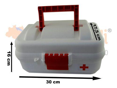 Caixa de Medicamentos Média - 16x30x17,5cm