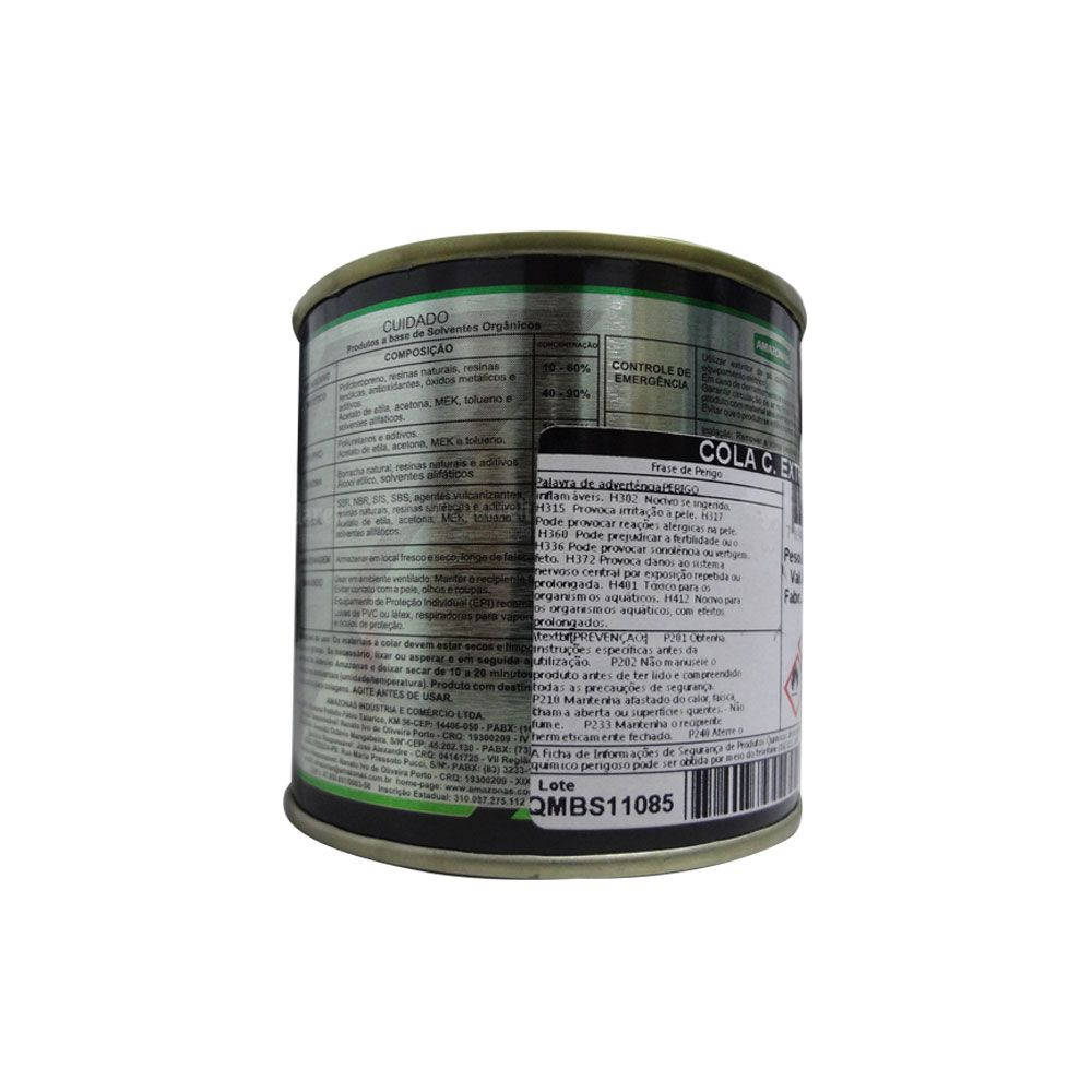 Adesivo Cola de Sapateiro 200g - Amazonas