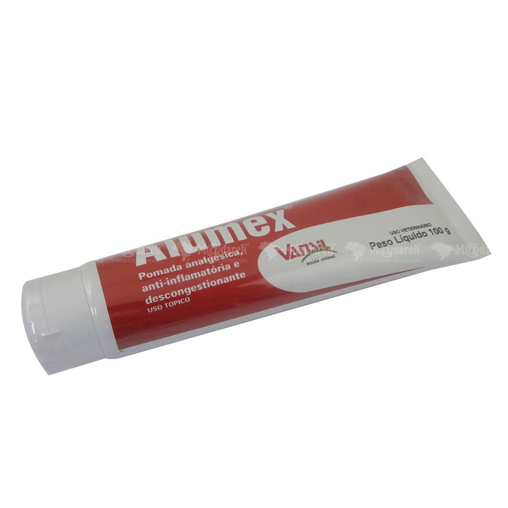 Pomada Analgésica anti-inflamatória Alumex 100 g