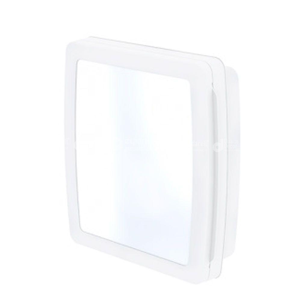 Armário para Banheiro Branco c/ Espelho 37,5x34,5x9,8cm Herc