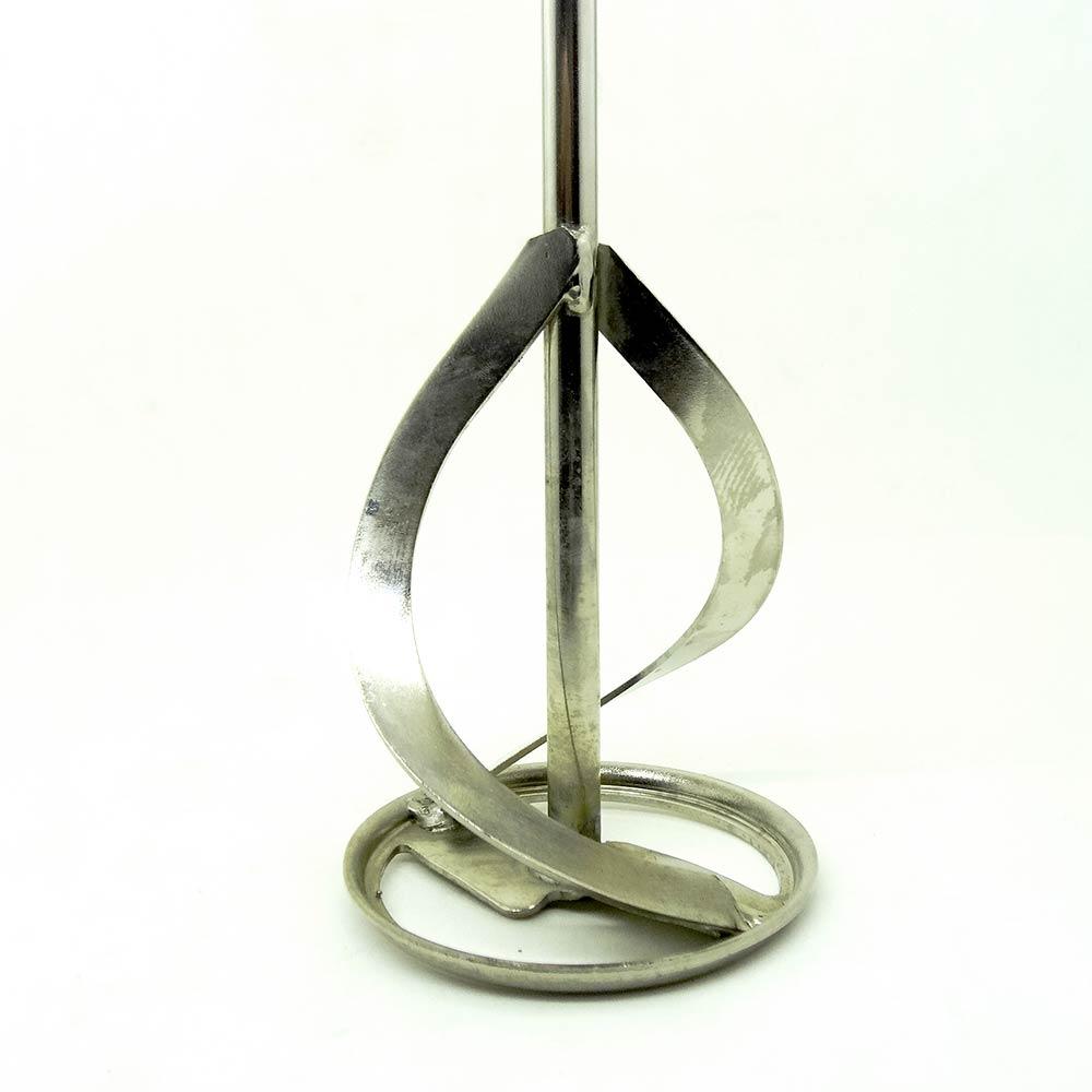 Batedor de Argamassa Misturador de Tinta 40cm para Furadeira - Cortag