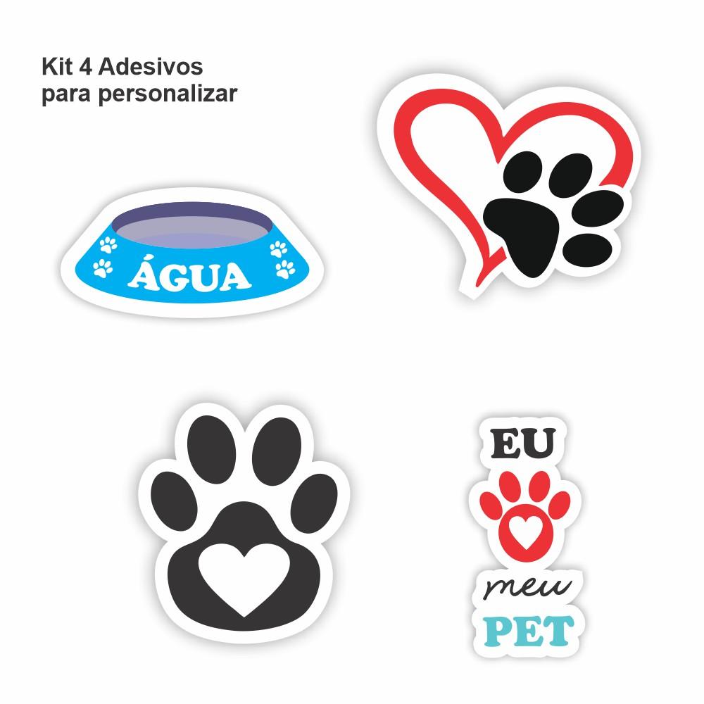 Bebedouro para Cães e Gatos em PVC 60cm 4 litros com Filtro e bóia dosadora