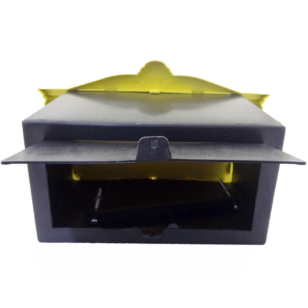 Caixa Correio para Grade ou Embutir Amarela - Thompson