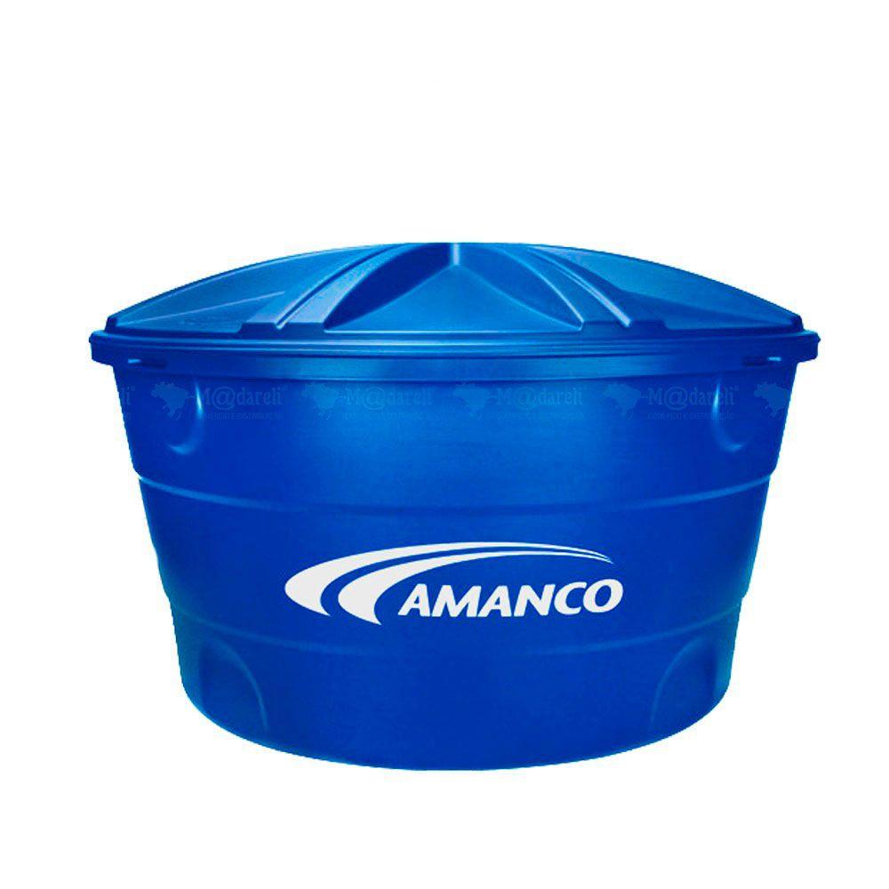 Caixa de Água com Tampa - Amanco