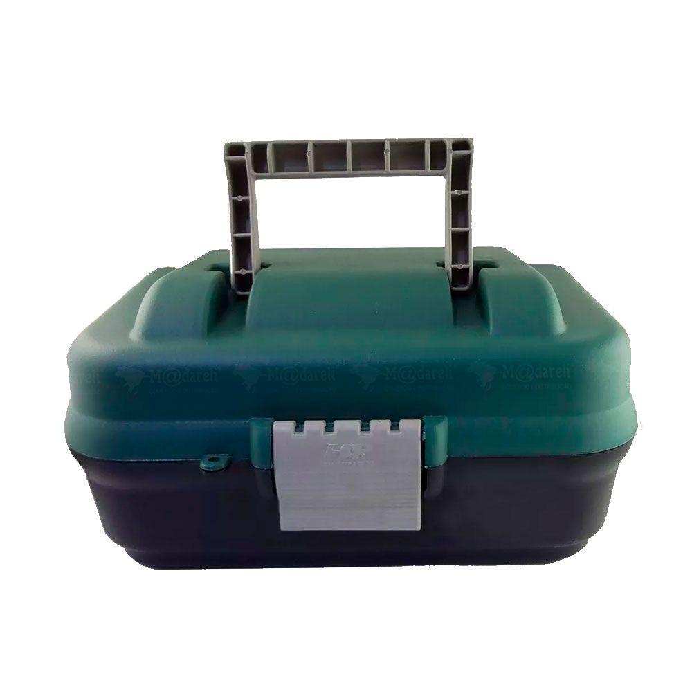 Caixa Organizadora Pequena com 1 Bandeja - 16 x 30 x 17,5cm