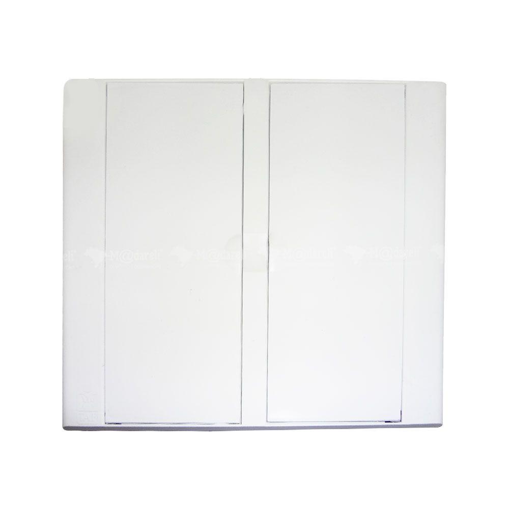 Centro ou quadro de Distribuição Embutir 12/16  24x32x9cm - TAF