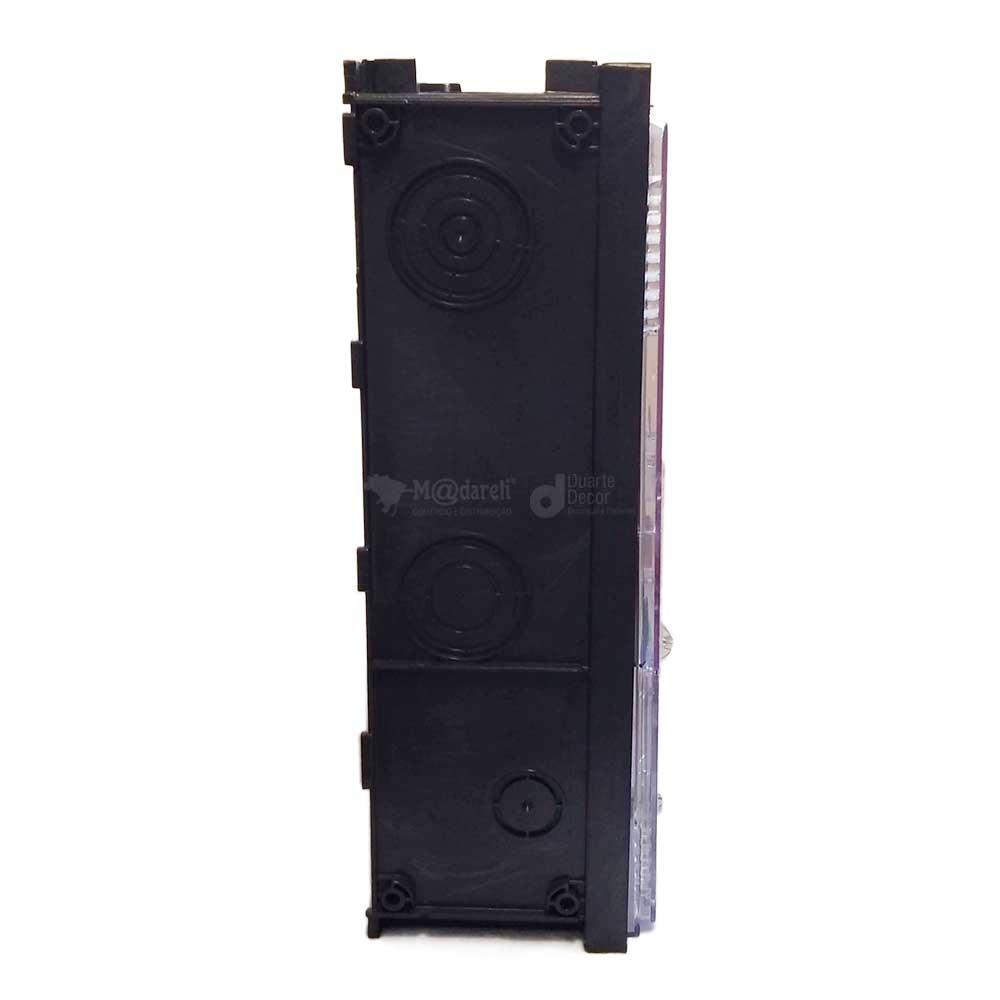 Caixa de Luz para Medidor Bifásico P7 CMD3 com Janela EDP - Taf