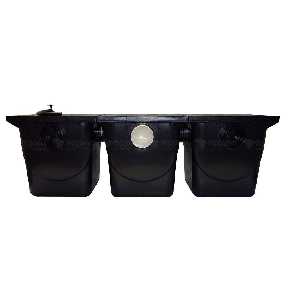 Separador de Água e Óleo 1000L/h  SAO com Laudos para Oficina e Lava-Rápido - Madareli