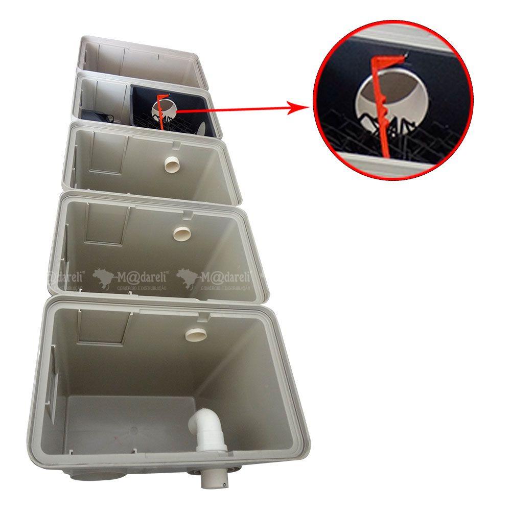 Caixa Separadora de Água e Óleo Madareli 2400 Lts/h Completa