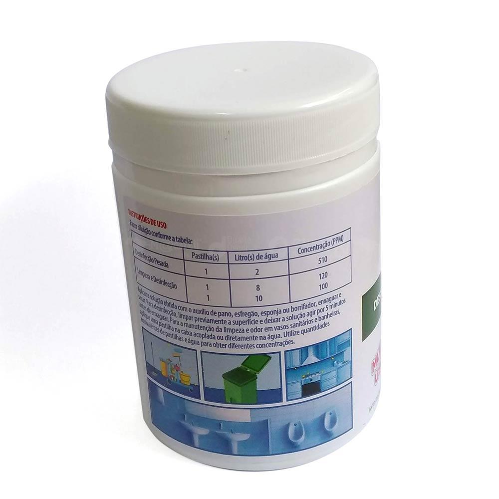 Bactericida e Desinfetante em Pastilhas Uso Geral CL-iN PRO