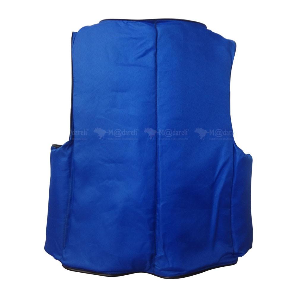 Colete Salva Vidas Ipanema Azul de 80 A 120 Kg