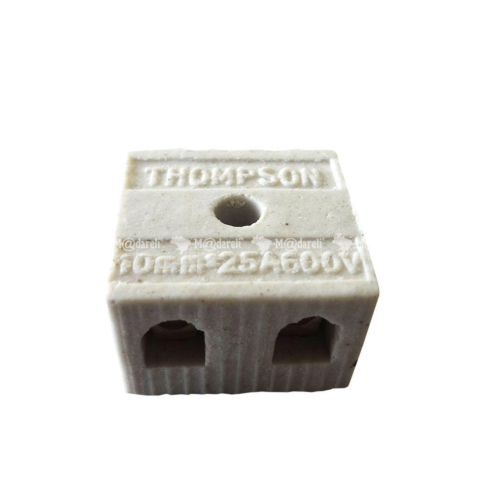 Conector de Cerâmica Para Chuveiro - 10 unidades