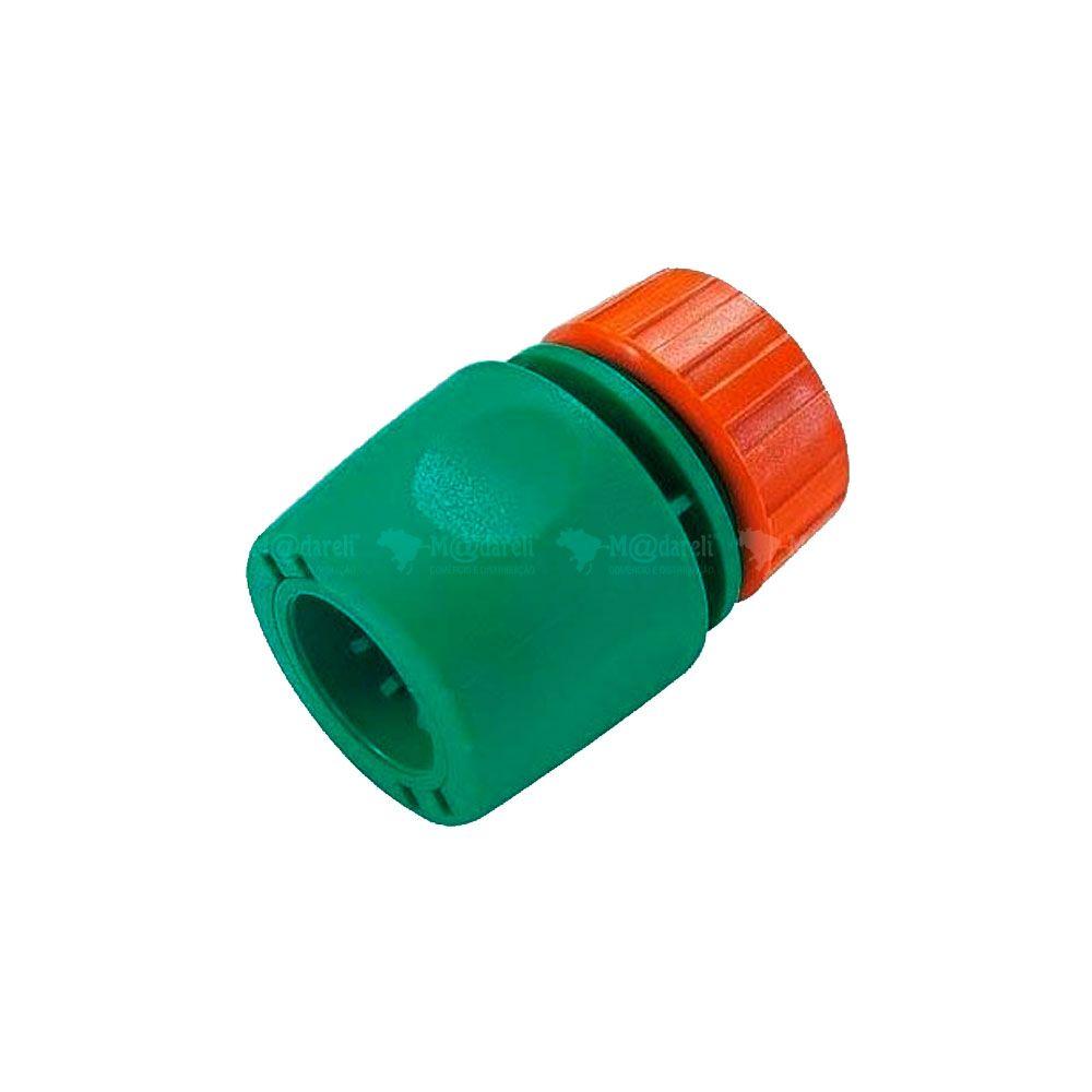 """Conector Fêmea de Plástico para Engate Rápido 1/2"""" - Tramontina"""