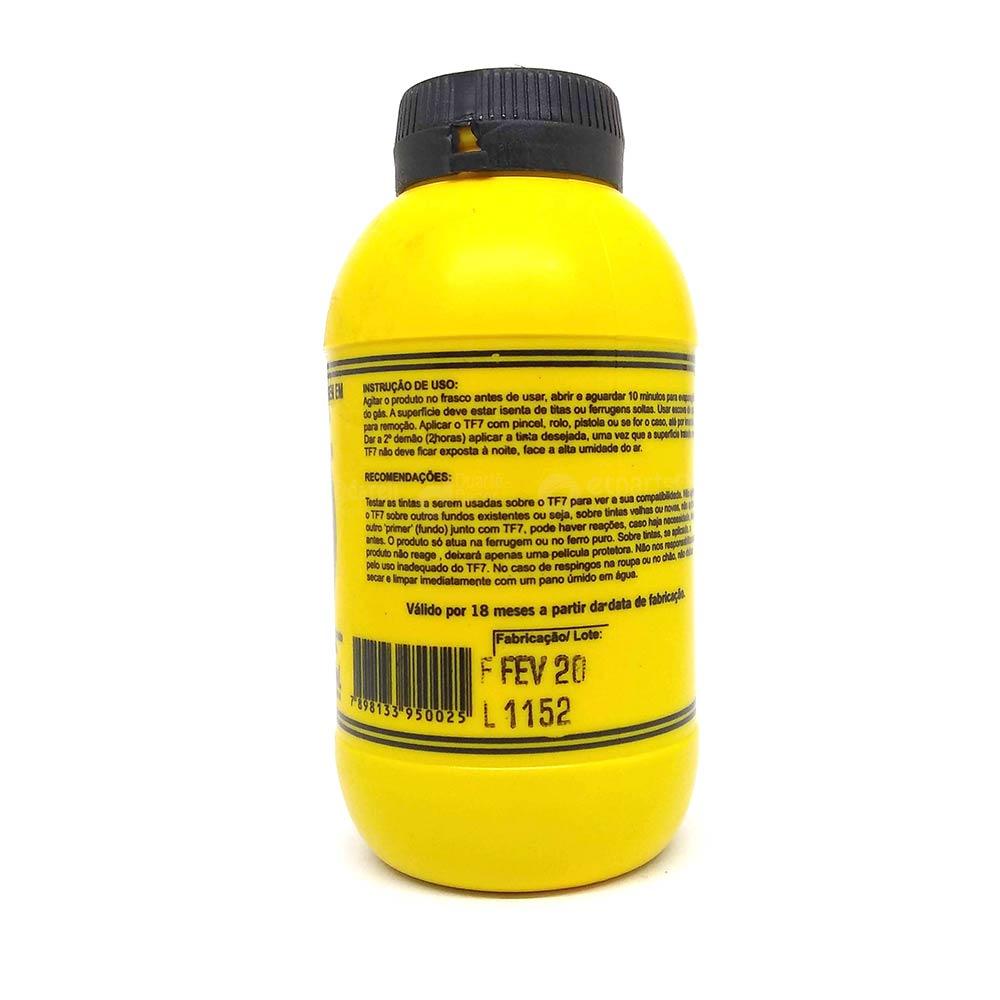 Convertedor de Ferrugem em Base para Pintura 200 ml - TF7