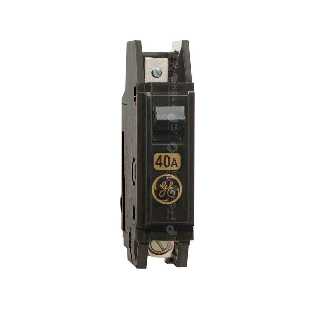 Disjuntor Monopolar TQC 20A, 30A ou 40A - GE