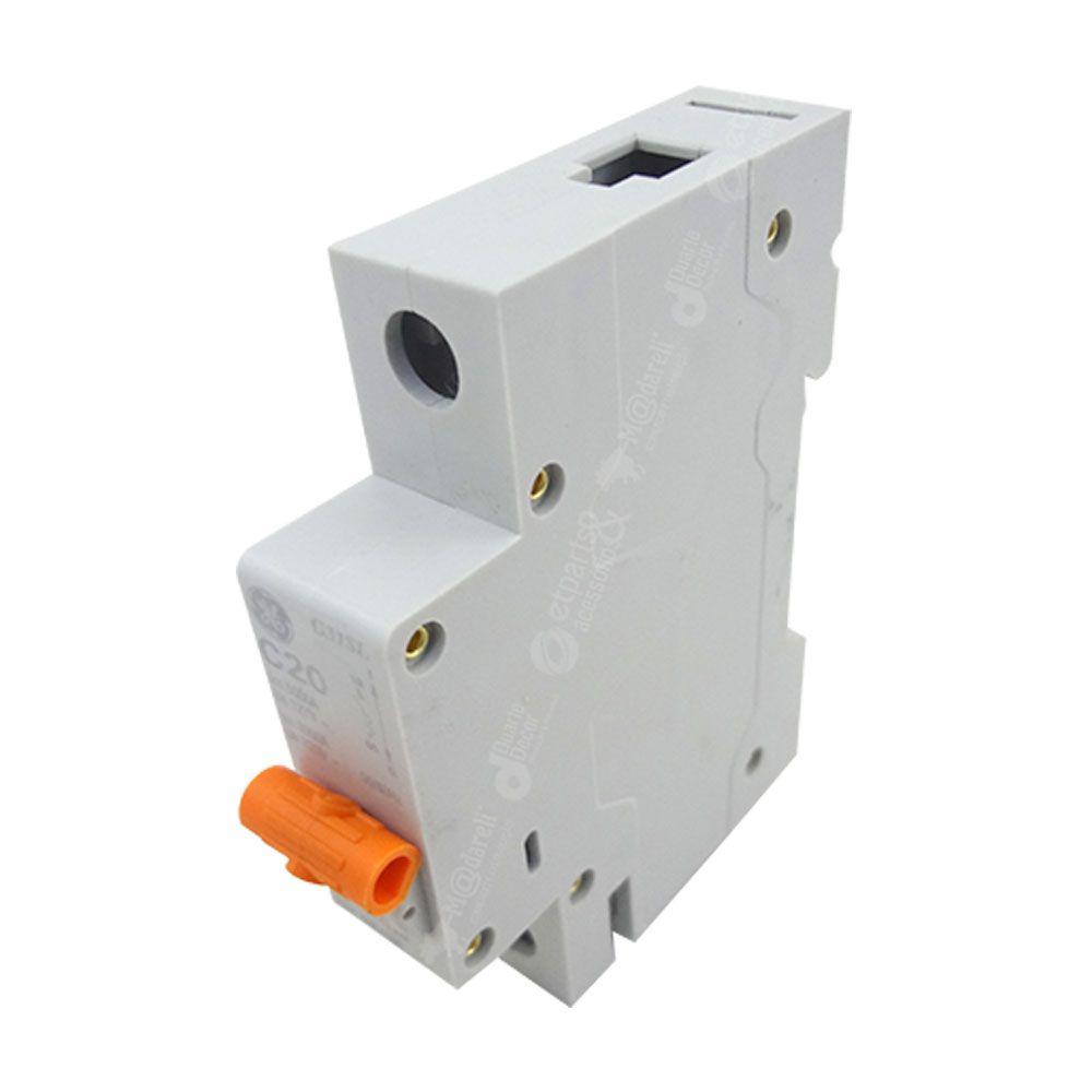 Disjuntor Termomagnético Monopolar General Eletric  G30SL