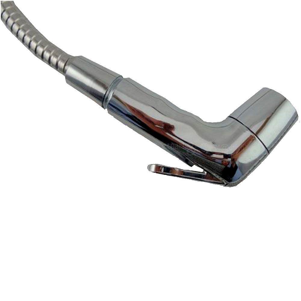 Ducha Higiênica Chuveirinho em ABS Cromado C40 JR - Pison