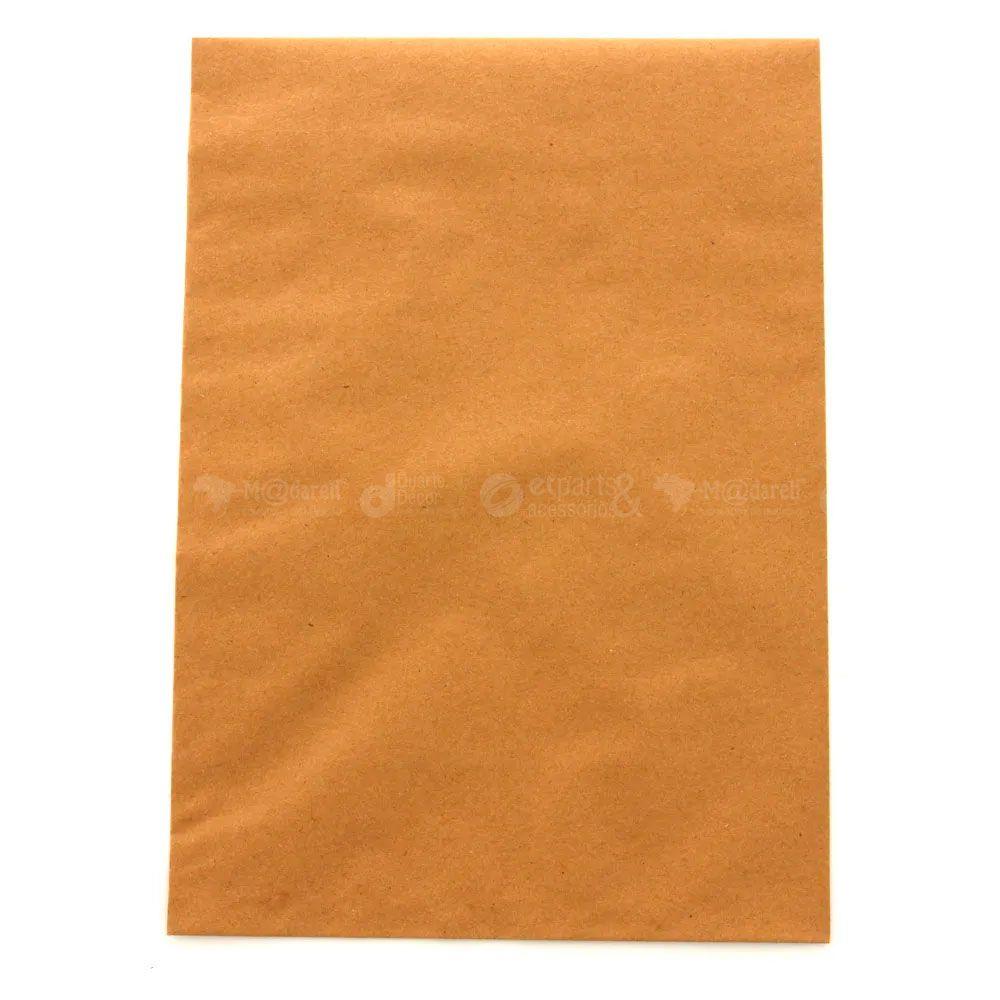 Envelope Saco 80g 229x324mm Pardo Caixa com 250un - Scrity