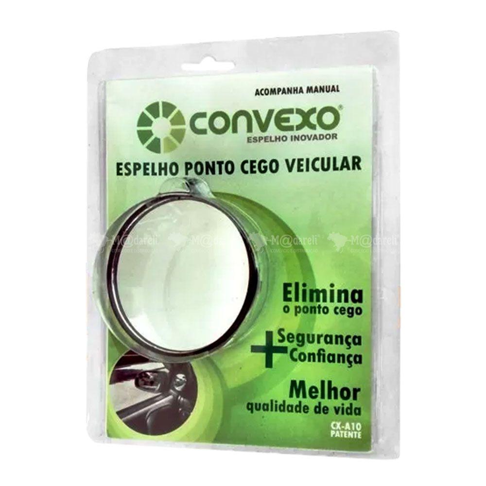 Espelho Ponto Cego Veicular – Convexo