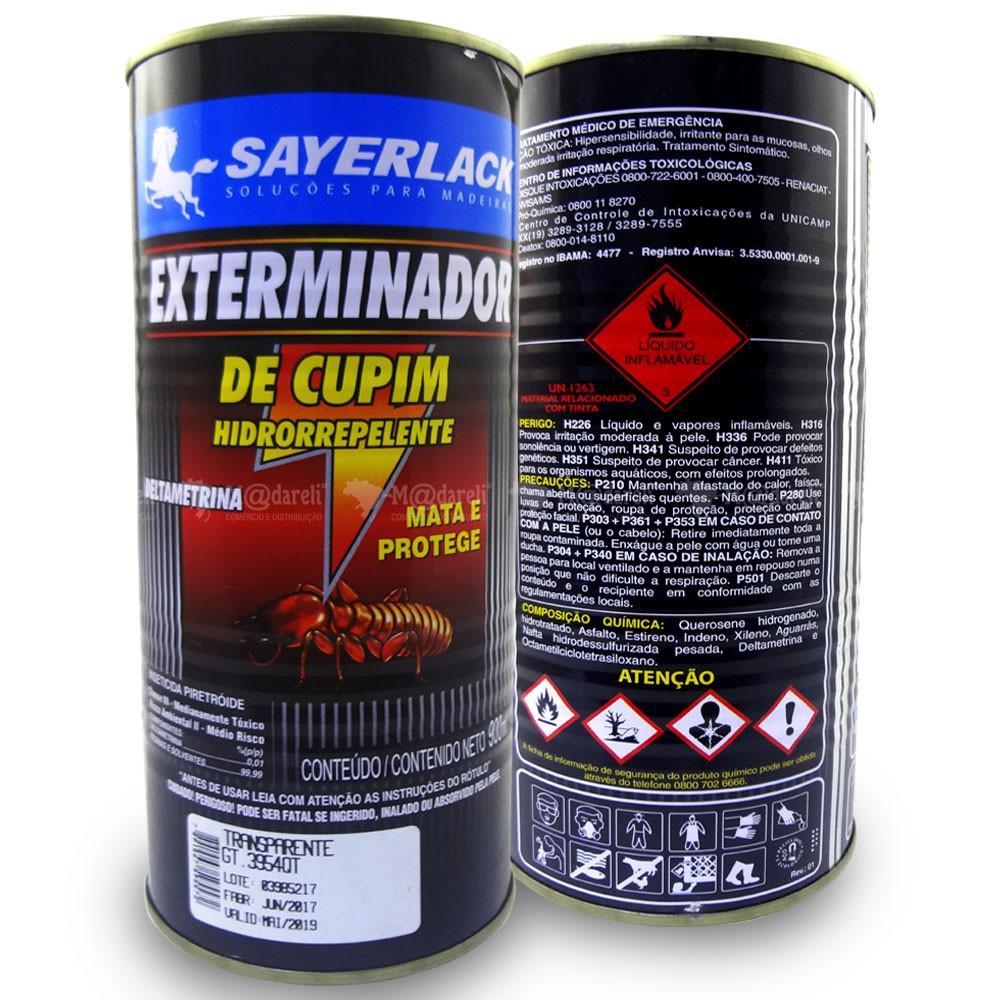 Cupinicida Hidrorrepelente Deltrametrina (Sayerlack) 900ml