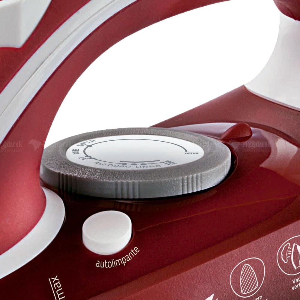 Ferro a Vapor Lumina LED AJ-3000V - Black & Decker