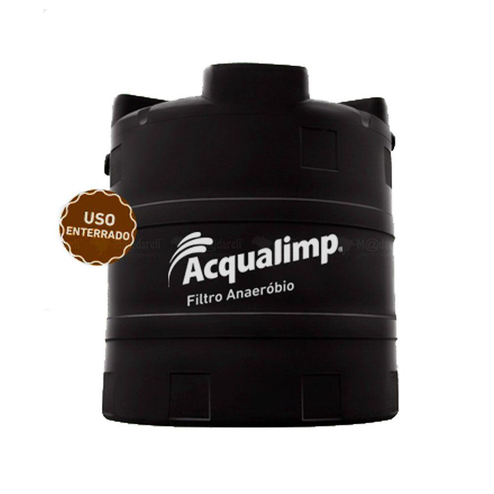 Fossa Séptica Acqualimp 2.800 litros + Filtro Anaeróbio