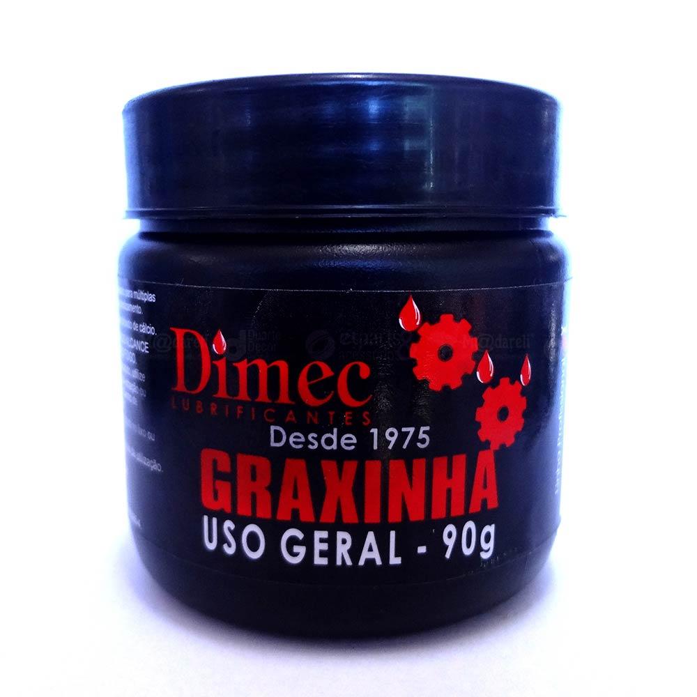 Graxa para Uso em Geral 90 g - Dimec