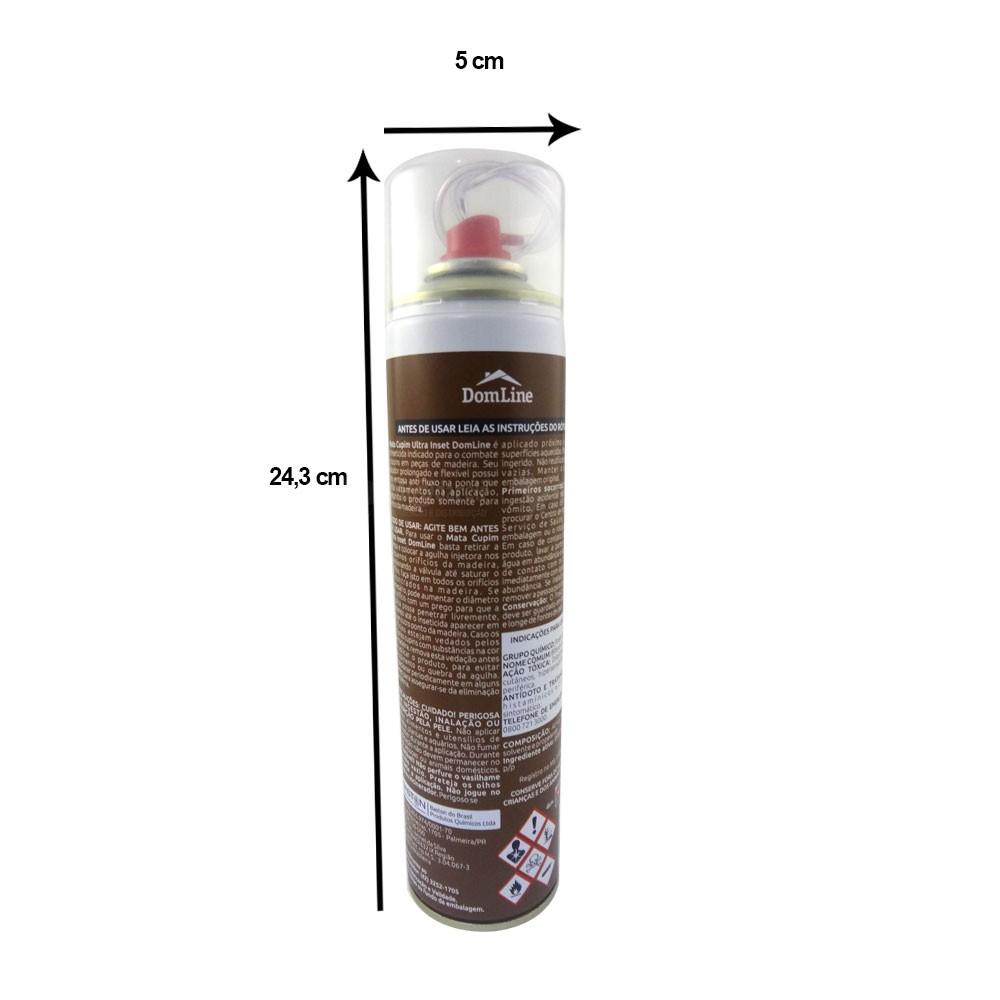 Inseticida Cupinicida Spray Ultra Inset DomLine 400ml