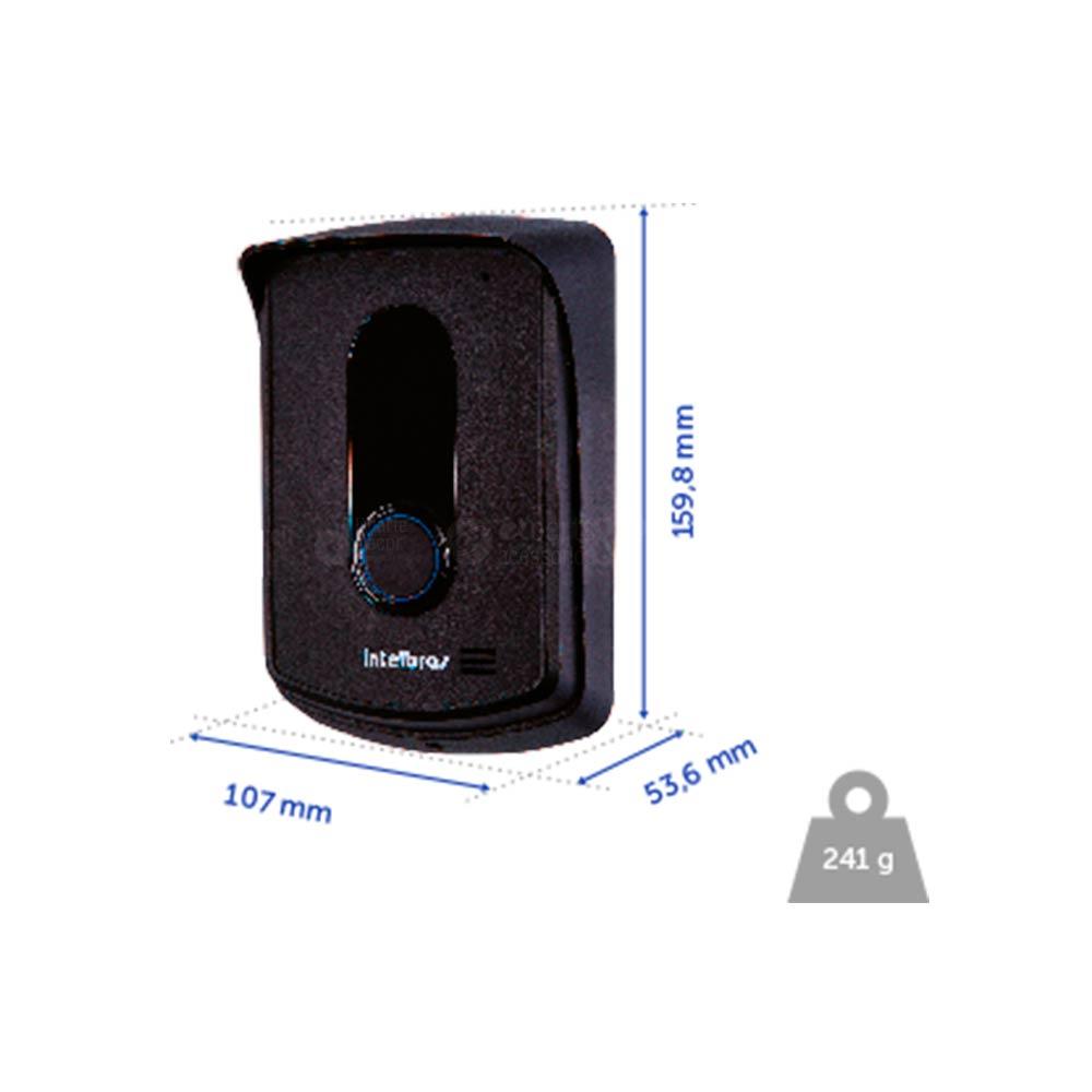 Interfone Porteiro Residencial IPR 8010 - Intelbras