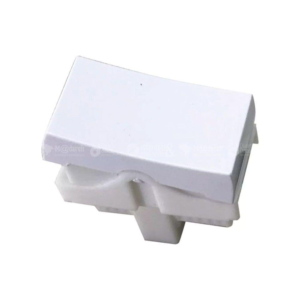 Interruptor Paralelo 10A Módulo Slim - Ilumi