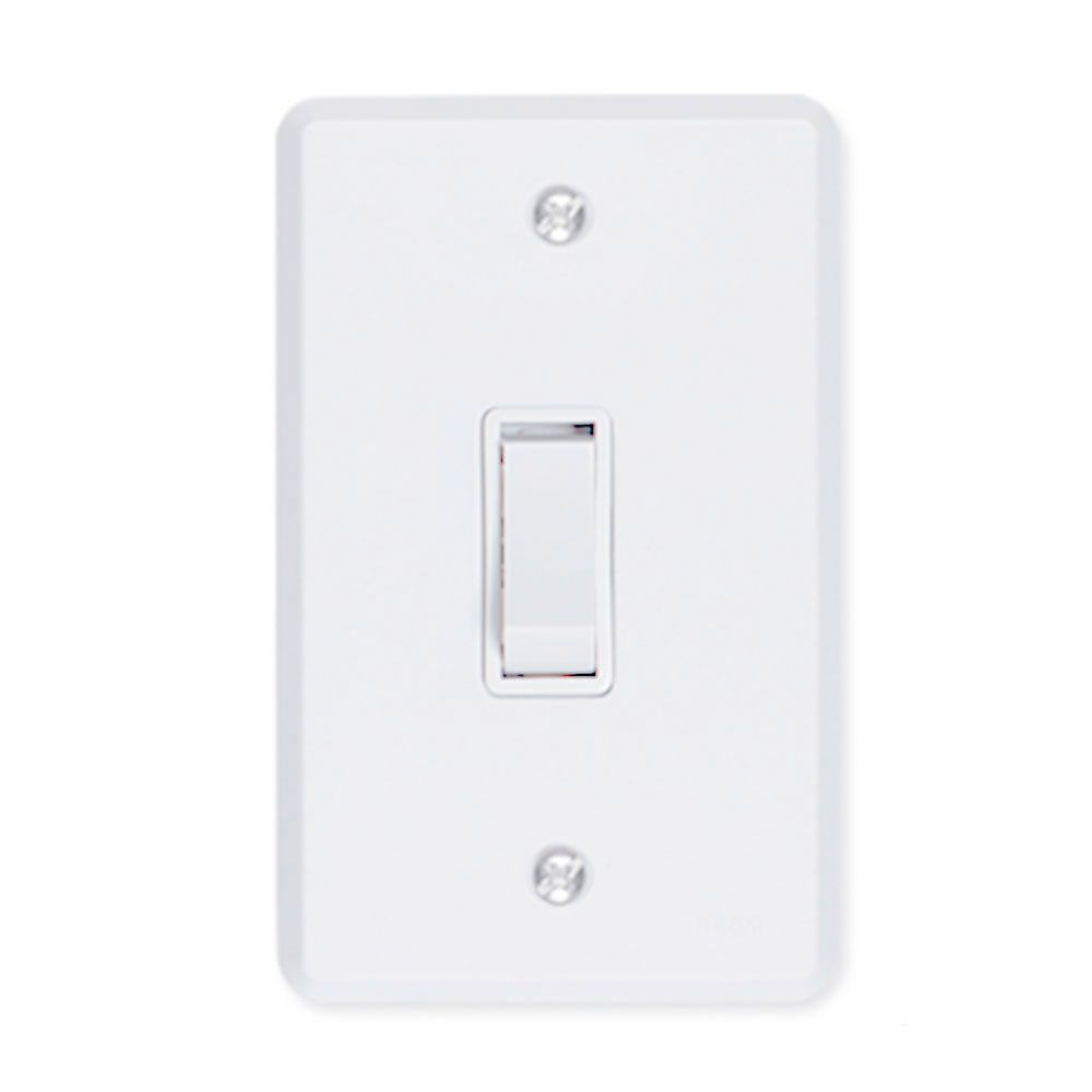 Interruptor Simples 6A Pratika - Ilumi