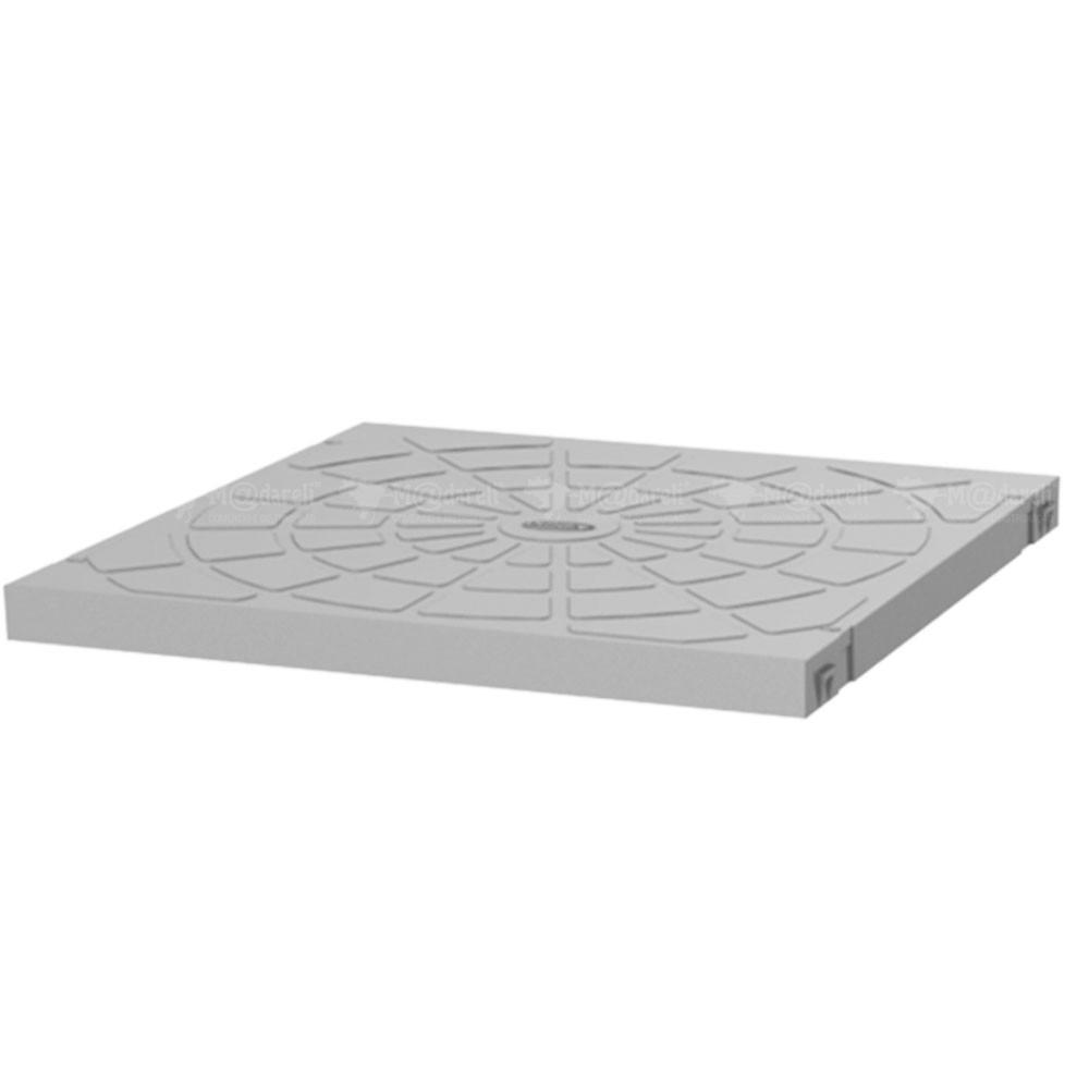 Kit Caixa de Passagem e Inspeção + Prolongador Novo Modelo