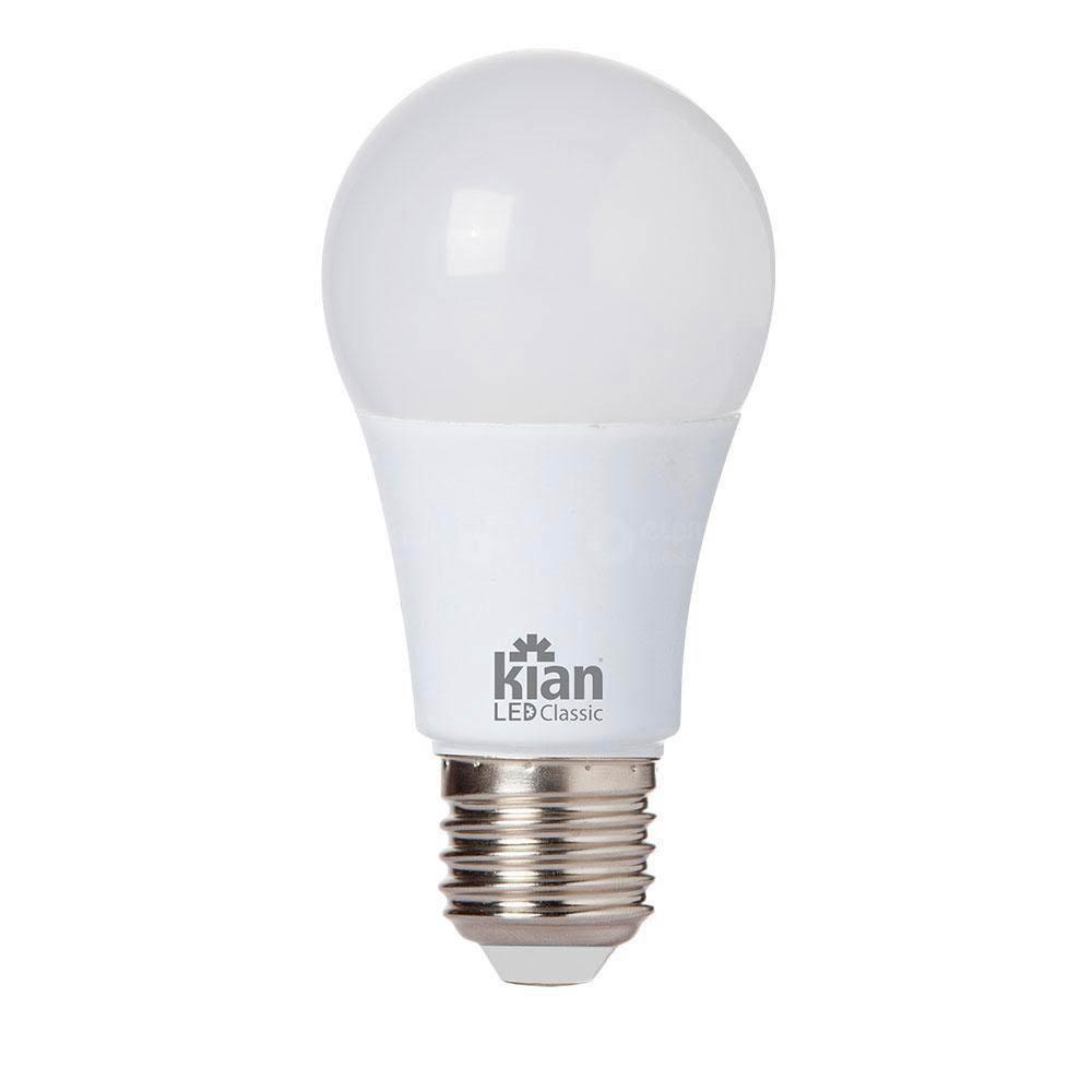 Lâmpada LED Bulbo Luz Branca 15W 6.500k Bivolt - Kian