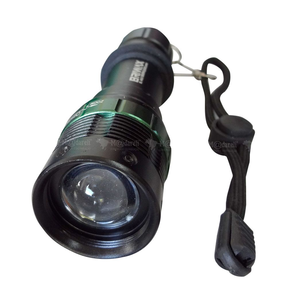 Lanterna Tática Profissional Briwax cree Led-BL 8455