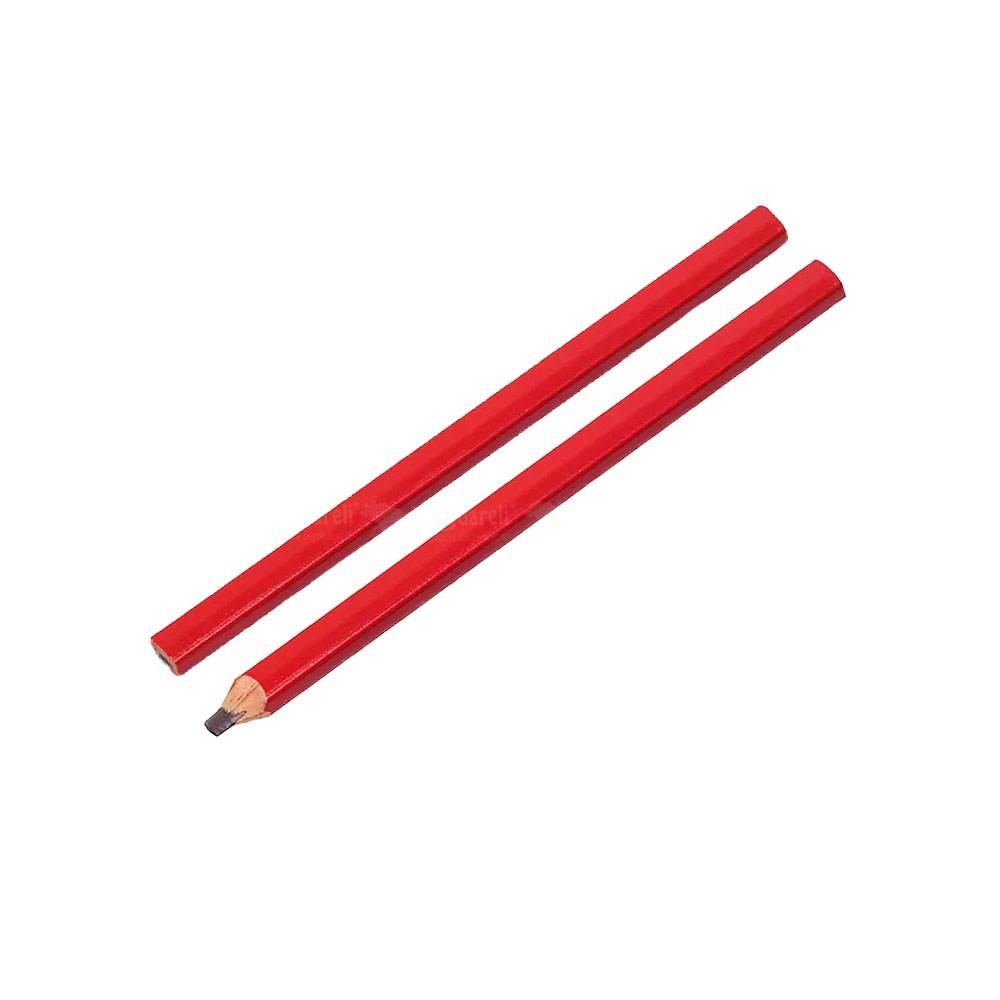 Lápis para Carpinteiro com 2 Unidades