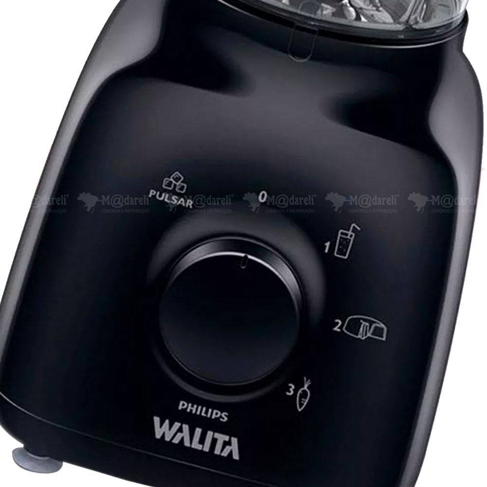 Liquidificador Daily Walita 1,5l 2 Vel + Pulsar 400w