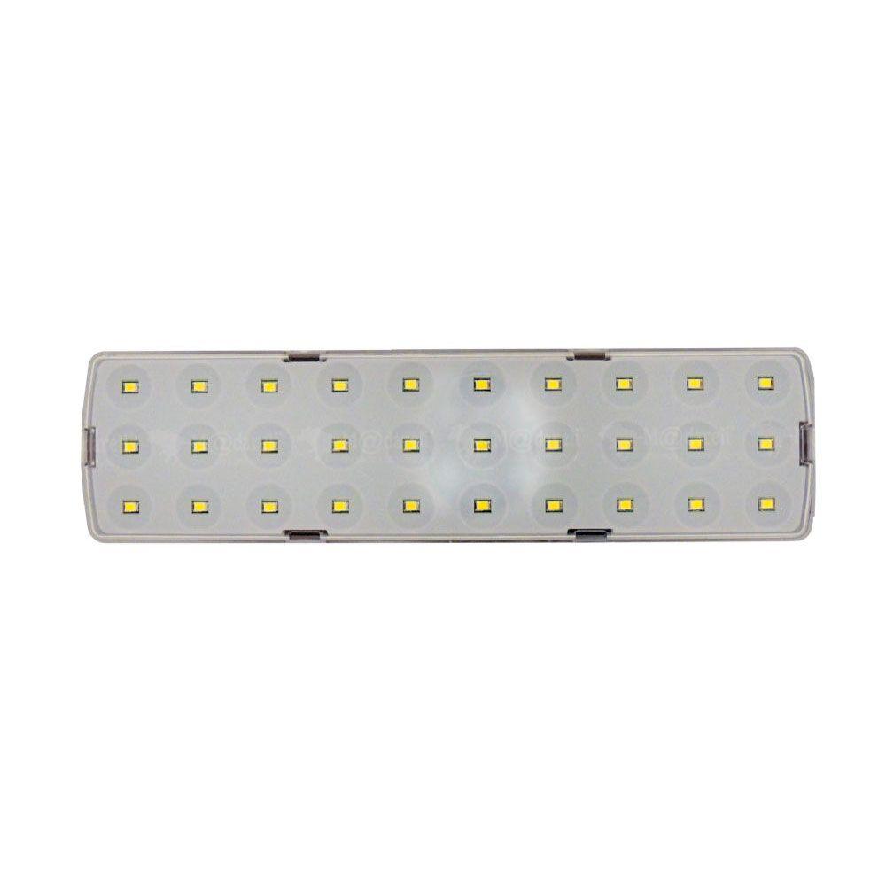 Luminária de Emergência  30 LED Fox Lux