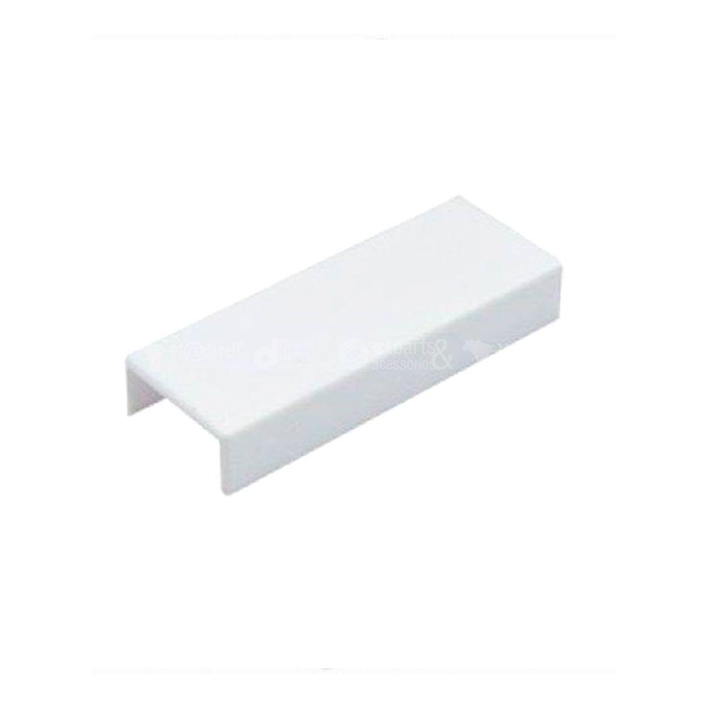 Luva para canaleta Sistema X Branco - Ilumi