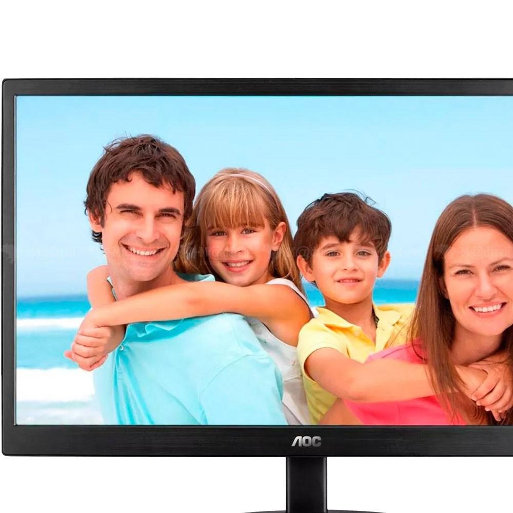 Monitor Led Aoc 23,6 Full Hd 1920 x 1080 M2470swd2
