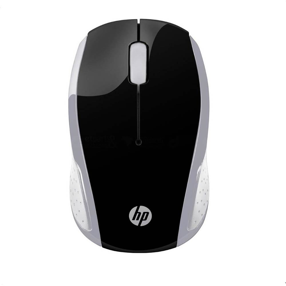 Mouse sem Fio HP X200 Oman 1000 DPI Wireless 2,4GHz