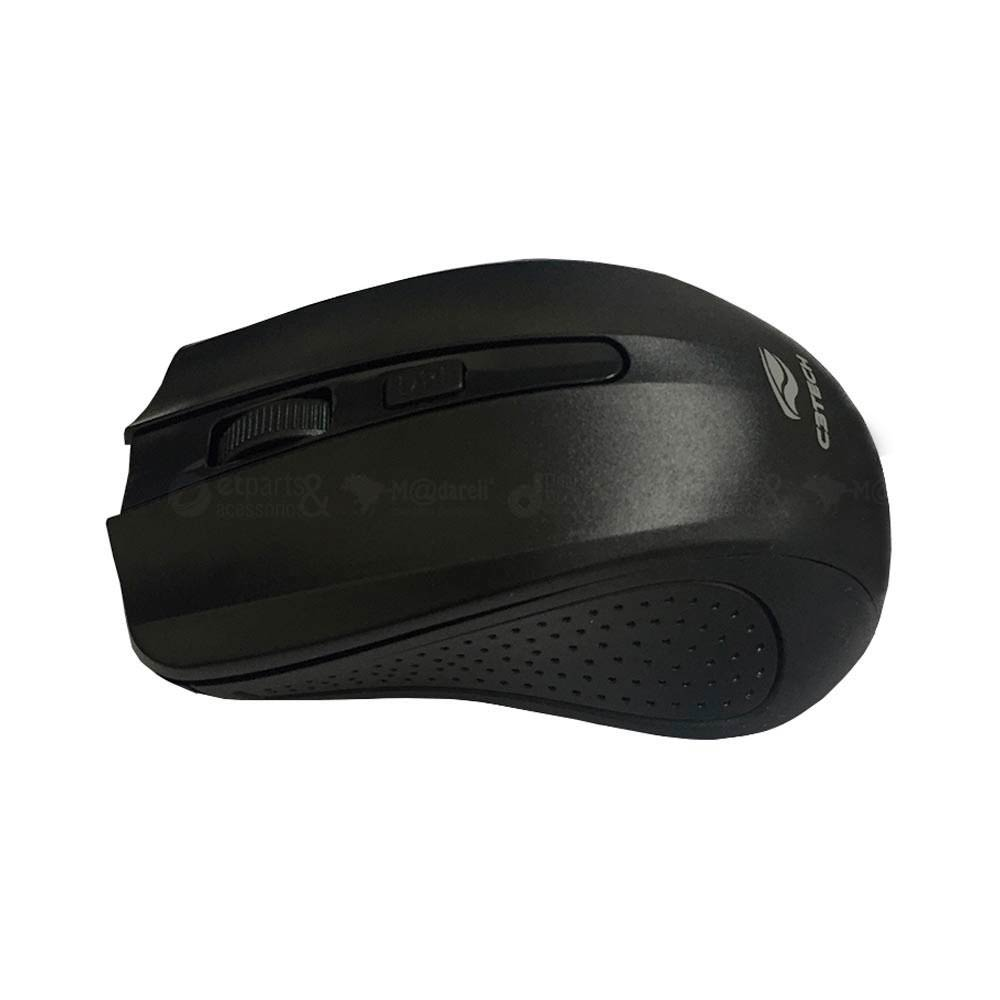 Mouse Sem Fio Wireless M-W20 - C3Tech