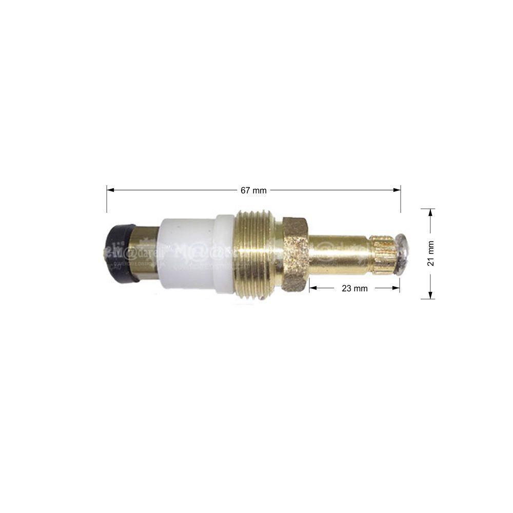 MVS Mecanismo de Reparo para Torneira Pequeno Universal R8