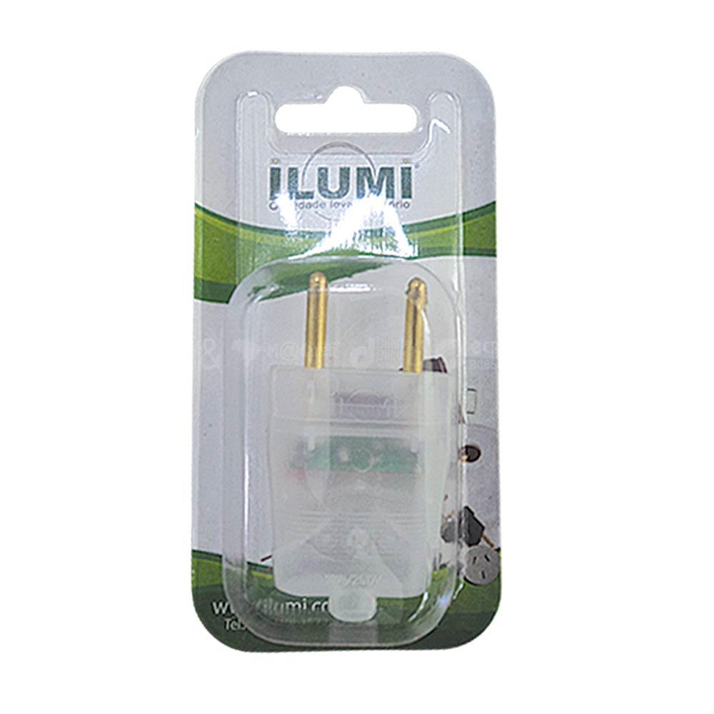 Pino Teste de Tensão 127V - 220V - Ilumi