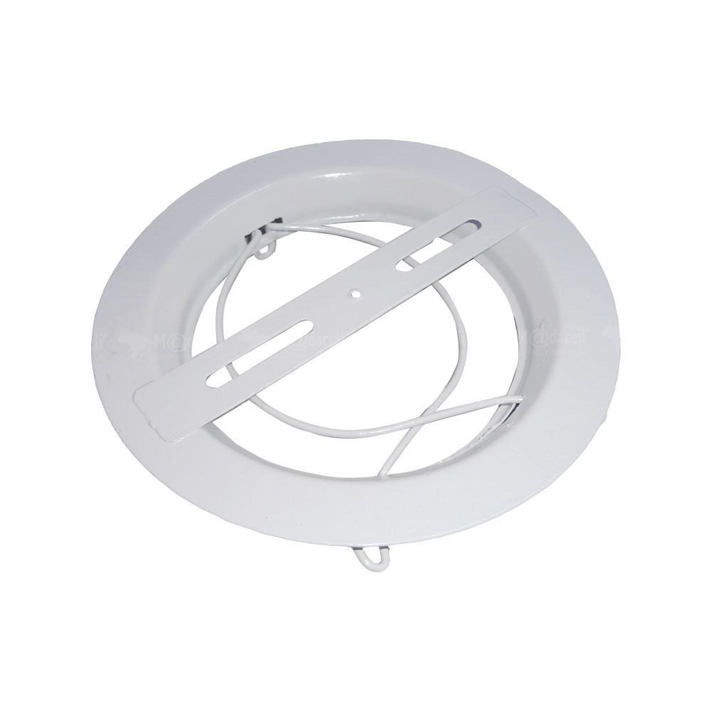 Plafonier Chapa Branco - PLASMAR