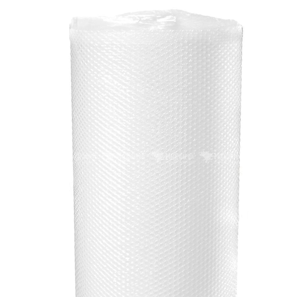 Plástico Bolha 130 cm Bobina com 100 Metros